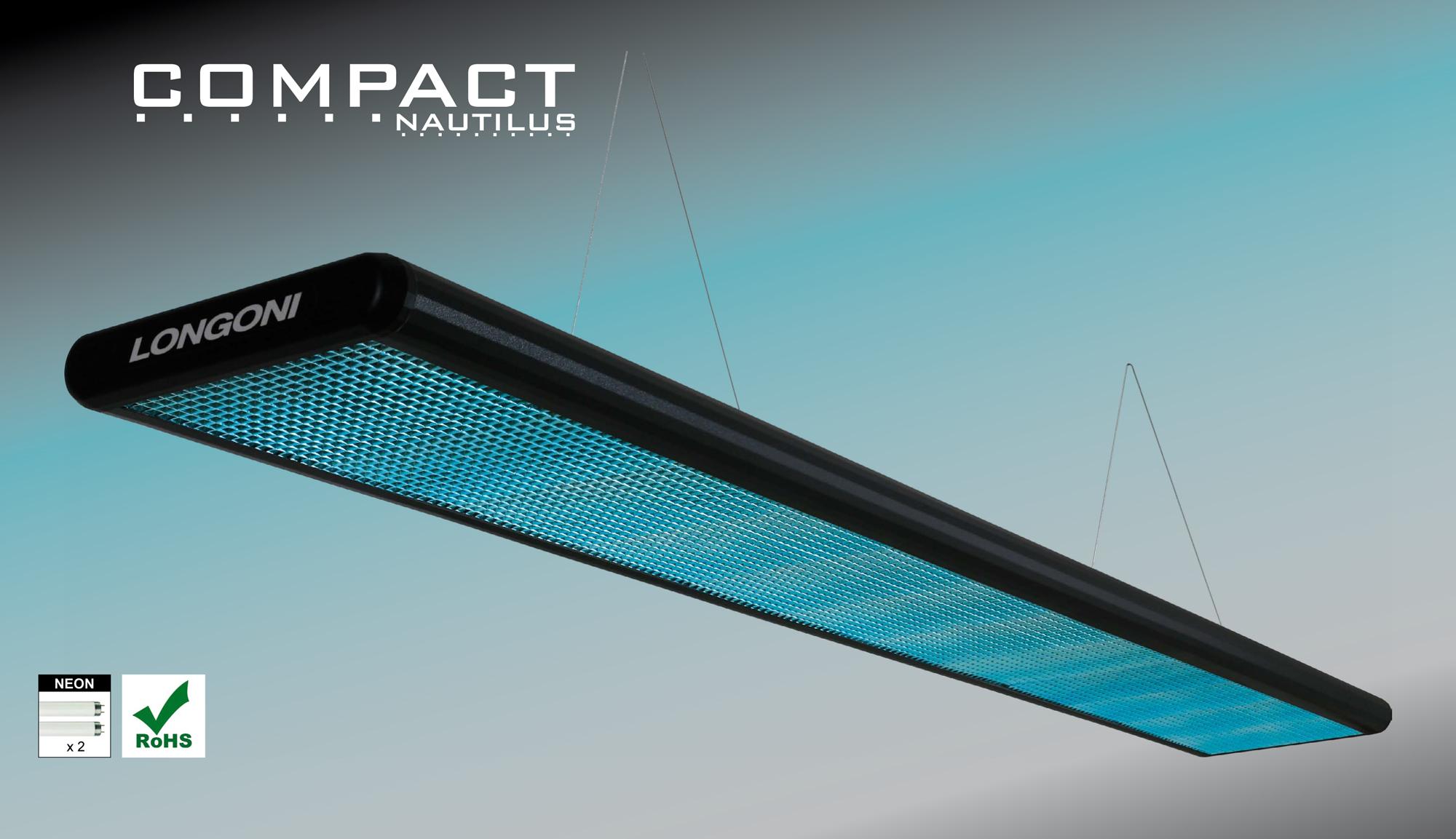 Plafoniere Per Neon Vintage : Lampadario con neon: plafoniera per cucina a led lampade neon
